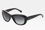 """© CHANEL mod. A40942 - black - """"the oyster"""" as seen on CHANEL website ss12"""