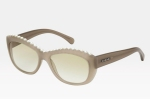 "© CHANEL mod. A40942 - grey - ""the oyster"" as seen on CHANEL website ss12"