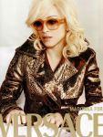 Madonna wearing VERSACE mod 4058 ss04 Ph. Mario Testino