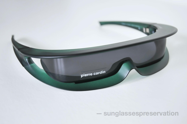 Pierre Cardin Evolution Green ST PC03 VM1IY Sunglassespreservation Ss11