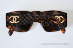 CHANEL mod 01450 sunglasses 90s