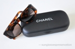 CHANEL mod 01450 sunglasses 90s