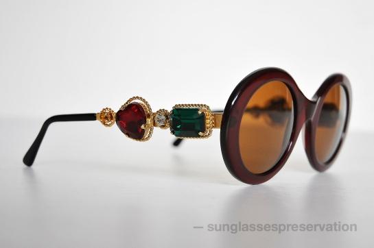 MOSCHINO mod S253 sunglasses 90s