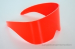 CYBERDOG visor orange ss11 sunglassespreservation