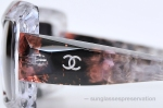 CHANEL mod 40958 S9933 - close-up paint - fw12 sunglassespreservation