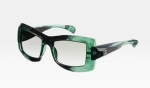 CHANEL mod 40958 green fw12 as seen on CHANEL website © CHANEL 2012