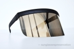 BERNHARD WILLHELM mod DAISUKÉ col MD1 gold flash ss13 sunglassespreservation