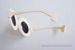 JEREMY SCOTT by LINDA FARROW mod BONE col 1 ss10 sunglassespreservation