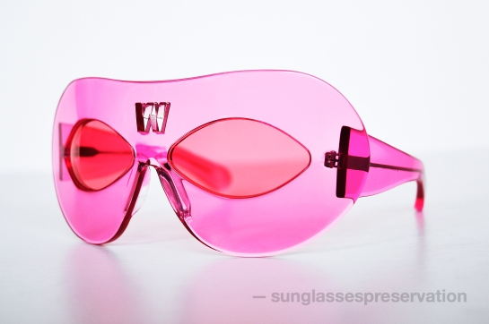 Walter van Beirendonck mod WVB34 ss11 sunglassespreservation