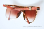 Christian Dior mod 2555 47 80s sunglassespreservation
