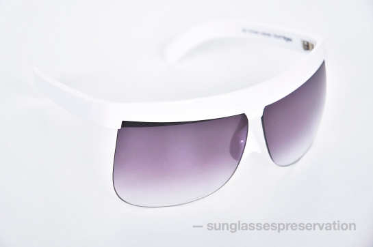 courreges mod CL1301 0102 re edition 2012 sunglassespreservation