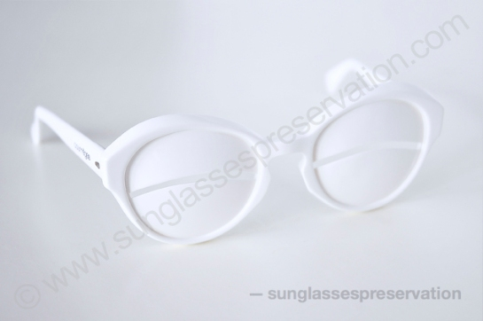 COURREGES mod inuit limited edition 7/72 2012 sunglassespreservation