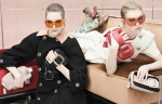 PRADA eyewear campaign fall / winter 2011 © PRADA