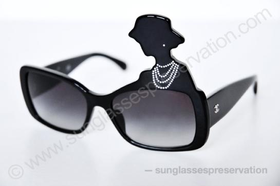"CHANEL mod 40987 A ""coco silhouette"" S0133 ss13 © sunglassespreservation"
