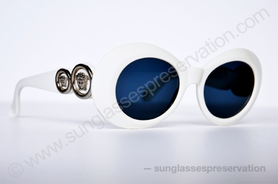 VERSACE mod 418 c 850 90s © sunglassespreservation